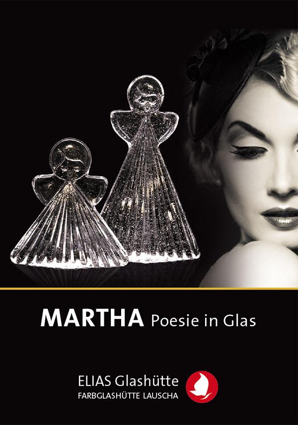 Flyer, Zertifikat Serie Martha