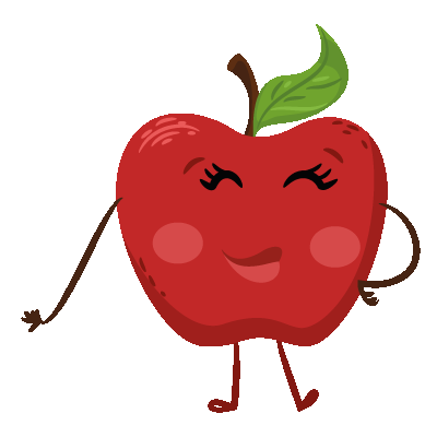 Clipart Apfelfrau