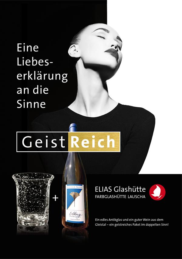 Flyer, Zertifikat Geist Reich