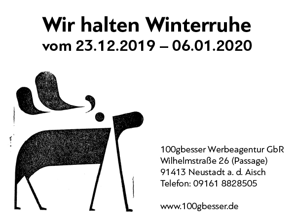 Winterruhe 2019