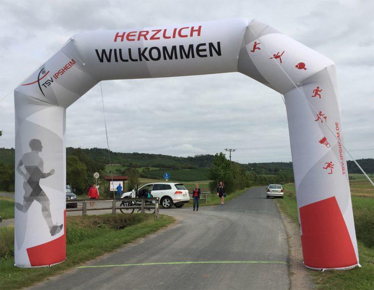 Startbogen TSV Ipsheim