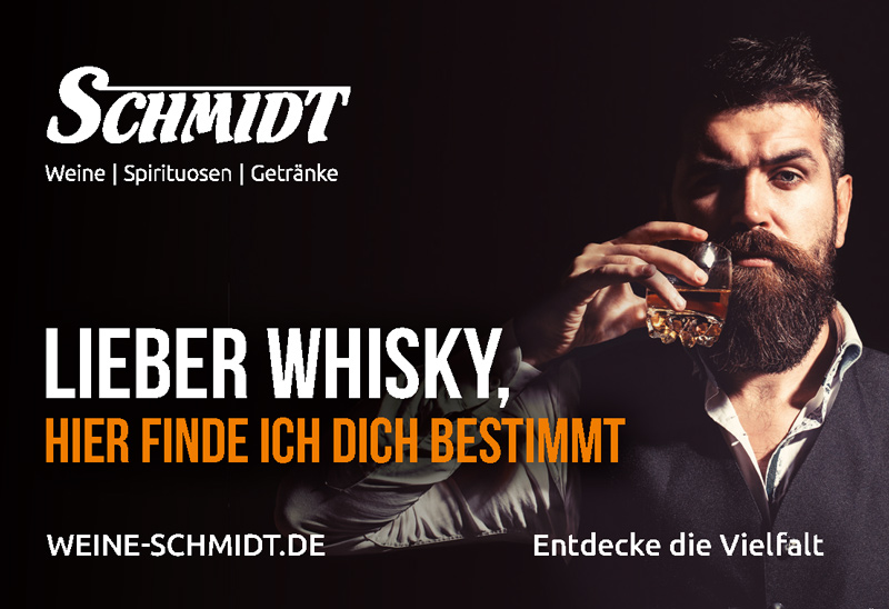 Anzeige für Weine Schmidt