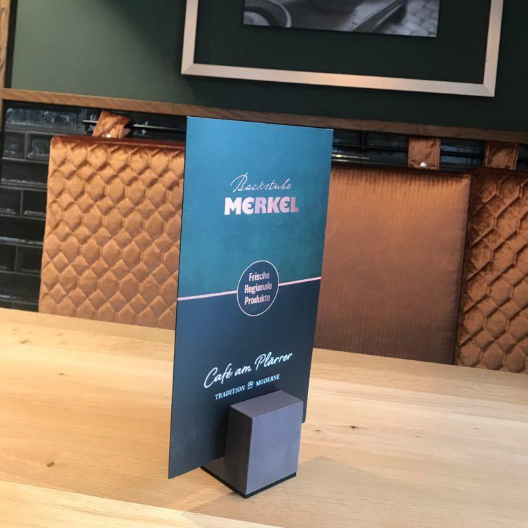 Read more about the article Backstube Merkel eröffnet in Neustadt