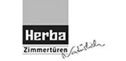 "Logo ""Herba"" in Graustufen"
